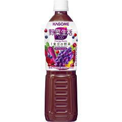 【訳あり】カゴメ 野菜生活100 エナジールーツ スマートPET(720mL)(発送可能時期:1週間-10日(通常))[野菜ジュース(無塩)]