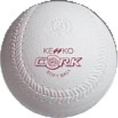 ケンコーソフトボール 3号 コルク芯(1コ入)(発送可能時期:1週間-10日(通常))[ボール その他]