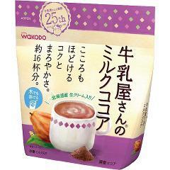 牛乳屋さんのミルクココア(250g)(発送可能時期:3-7日(通常))[ママミルク]