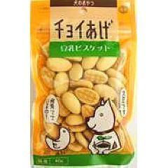 チョイあげ 豆乳ビスケット(40g)(発送可能時期:3-7日(通常))[犬のおやつ・サプリメント]