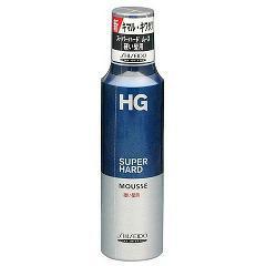 HG スーパーハードムース 硬い髪用a(180g)(発送可能時期:3-7日(通常))[ヘアムース]