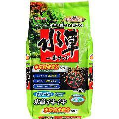 水草一番 サンド(2kg)(発送可能時期:3-7日(通常))[観賞魚用 砂]