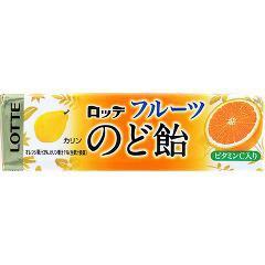 フルーツのど飴(11粒)(発送可能時期:3-7日(通常))[ハーブキャンディー]