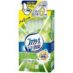 トイレの置き型ファブリーズ あふれるフレッシュグリーンの香り(130g)(発送可能時期:3-7日(通常))[トイレ用置き型 消臭・芳香剤]
