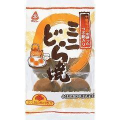 サンコー ミニどら焼 33061(6コ入)(発送可能時期:3-7日(通常))[和菓子]