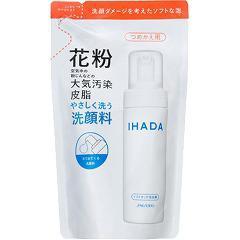 【アウトレット】イハダ ソフトタッチ泡洗顔料 つめかえ用(100mL)(発送可能時期:3-7日(通常))[洗顔 その他]