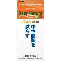 【機能性表示食品】ディアナチュラゴールド EPA&DHA 30日分(180粒)(発送可能時期:3-7日(通常))[機能性表示食品]