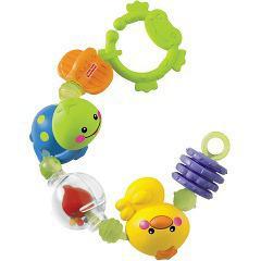 フィッシャープライス 指遊びがいっぱいリング N2862(1コ入)(発送可能時期:1週間-10日(通常))[ベビー玩具・赤ちゃんおもちゃ その他]