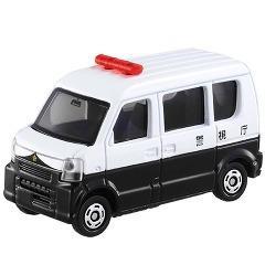 トミカ No.113 スズキ エブリィ パトロールカー (箱)(1コ入)(発送可能時期:3-7日(通常))[電車・ミニカー]