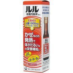 ルル 滋養内服液(30mL)(発送可能時期:3-7日(通常))[滋養強壮・栄養補給]