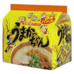 うまかっちゃん(5食入)(発送可能時期:3-7日(通常))[袋麺]