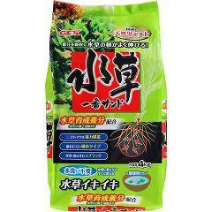 水草一番 サンド(4kg)(発送可能時期:3-7日(通常))[観賞魚用 砂]