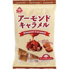 サンコー アーモンドキャラメル(165g)(発送可能時期:3-7日(通常))[お菓子 その他]