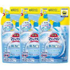 バスマジックリン 泡立ちスプレー 壁の防カビプラス つめかえ用(330mL*3コセット)(発送可能時期:3-7日(通常))[お風呂用洗剤(つめかえ用)]