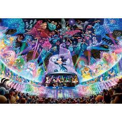 ディズニー ウォータードリームコンサート DSG500-437(1コ入)(発送可能時期:3-7日(通常))[パズル(ベビー玩具・赤ちゃんおもちゃ)]
