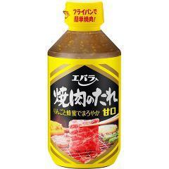 エバラ 焼肉のたれ 甘口(300g)(発送可能時期:1週間-10日(通常))[たれ]