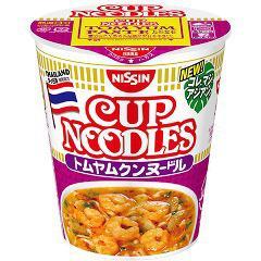 カップヌードル トムヤムクンヌードル(1コ入)(発送可能時期:1週間-10日(通常))[カップ麺]