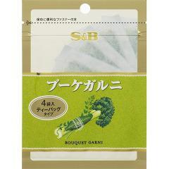S&B ブーケガルニ 袋入り(4袋入)(発送可能時期:3-7日(通常))[香辛料]