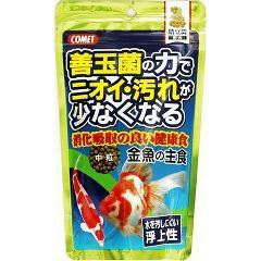 コメット 金魚の主食 納豆菌(90g)(発送可能時期:3-7日(通常))[観賞魚用 餌(エサ)]