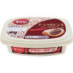 デキシー マーシャルビンズ チョコ大豆クリーム(180g)(発送可能時期:1週間-10日(通常))[ピーナッツ・チョコクリーム]