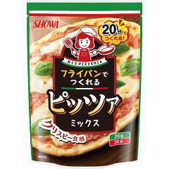 昭和(SHOWA) フライパンでつくれるピッツァミックス(200g)(発送可能時期:3-7日(通常))[粉類その他]