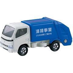 トミカ 箱045 トヨタ ダイナ 清掃車(1コ入)(発送可能時期:3-7日(通常))[電車・ミニカー]