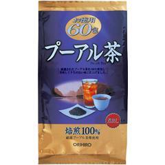 お徳用プーアル茶(3g*60包入)(発送可能時期:3-7日(通常))[プーアール茶]