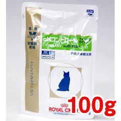 ロイヤルカナン 猫用 pHコントロール フィッシュ パウチ(100g)(発送可能時期:3-7日(通常))[猫用特別療法食]
