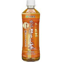 お〜いお茶 絶品ほうじ茶(525mL*48本セット)(発送可能時期:1週間-10日(通常))[ほうじ茶]