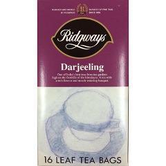 リッジウェイ ダージリン(16包)(発送可能時期:1週間-10日(通常))[紅茶のティーバッグ・茶葉(ストレート)]