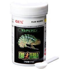 エキゾテラ ジェックス マルチビタミン PT1860(30g)(発送可能時期:3-7日(通常))[は虫類]