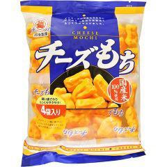 チーズもち(4袋入)(発送可能時期:1週間-10日(通常))[せんべい・おかき・あられ]