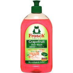 【訳あり】フロッシュ 食器用洗剤 グレープフルーツ(500mL)(発送可能時期:3-7日(通常))[食器用洗剤]