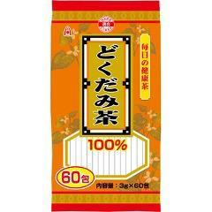 【アウトレット】【訳あり】どくだみ茶(60包)(発送可能時期:3-7日(通常))[ダイエットフード その他]