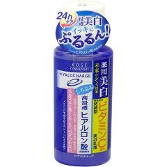 ヒアロチャージ 薬用 ホワイト ミルキィローション(160mL)(発送可能時期:3-7日(通常))[薬用・美白乳液]