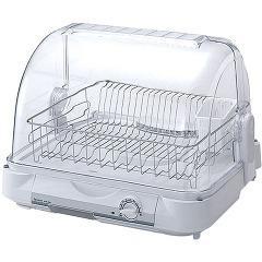 コイズミ 食器乾燥器 ホワイト KDE-4000W(1台)(発送可能時期:3-7日(通常))[食器乾燥機]