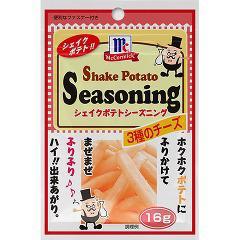 マコーミック ポテトシーズニング 3種のチーズ(16g)(発送可能時期:1週間-10日(通常))[調味料 その他]