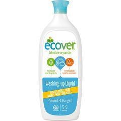 エコベール 食器用洗剤 カモミール(1L)(発送可能時期:3-7日(通常))[食器用洗剤]