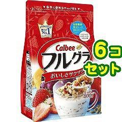カルビー(calbee) フルグラ(800g*6コセット)(発送可能時期:1週間-10日(通常))[シリアル]