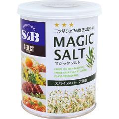 エスビー マジックソルト M缶(200g)(発送可能時期:1週間-10日(通常))[塩]