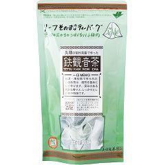 久順のリーフティーバック 鉄観音茶(2g*10袋入)(発送可能時期:1週間-10日(通常))[お茶 その他]