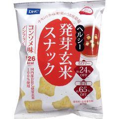 【訳あり】DHC ヘルシー発芽玄米スナック コンソメ味(30g)(発送可能時期:3-7日(通常))[ダイエットフード その他]