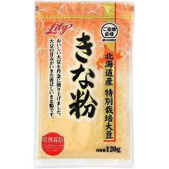 リリー ご当地自慢 北海道産特別栽培大豆 きな粉(120g)(発送可能時期:1週間-10日(通常))[きな粉]
