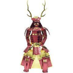 メタリックナノパズル T-ME-001M 鎧 真田幸村(1セット)(発送可能時期:3-7日(通常))[ベビー玩具・赤ちゃんおもちゃ その他]