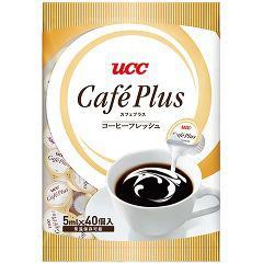 【訳あり】UCC カフェプラス(5mL*40コ入)(発送可能時期:3-7日(通常))[コーヒー その他]