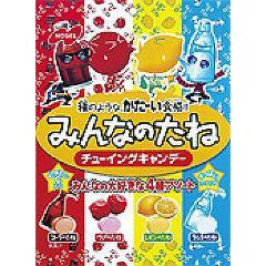 ノーベル製菓 みんなのたね(88g)(発送可能時期:3-7日(通常))[グミ]