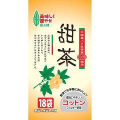 国太楼 甜茶 ティーバッグ(18袋入)(発送可能時期:3-7日(通常))[甜茶]