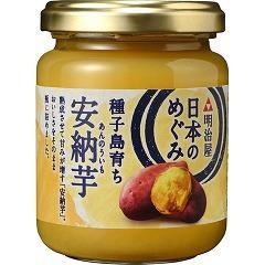 日本のめぐみ 種子島育ち 安納芋スプレッド(145g)(発送可能時期:3-7日(通常))[ジャム・ペーストその他]