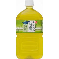 綾鷹(1.0L*12本入)(発送可能時期:3-7日(通常))[緑茶]