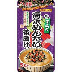 家族の高菜めんたい茶漬け(33g)(発送可能時期:1週間-10日(通常))[ふりかけ]